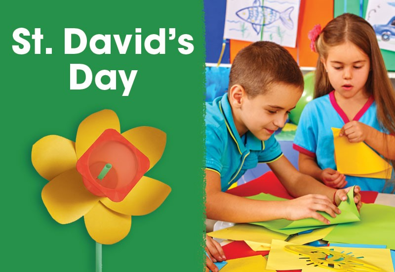 St. David's Day activities