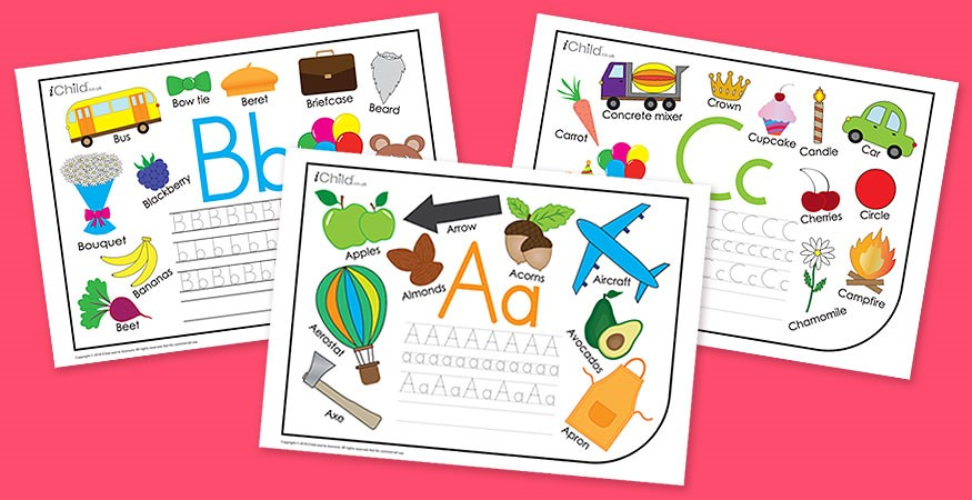 Alphabet Activities image