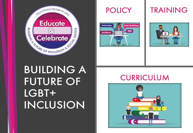 Educate & Celebrate - LGBT+