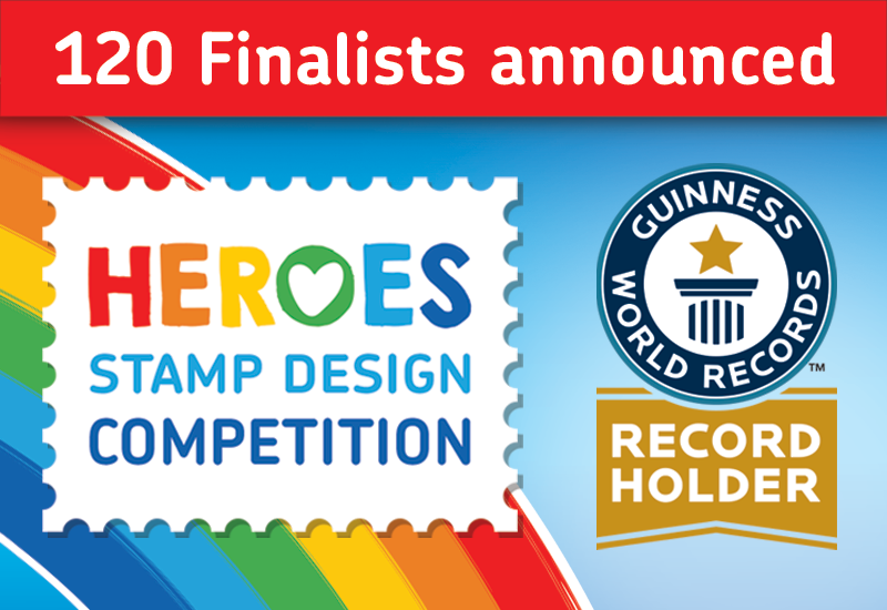 Royal Mail 120 Finalists announced