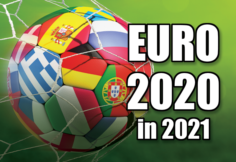 Euros 2021 (vs for 28 May)