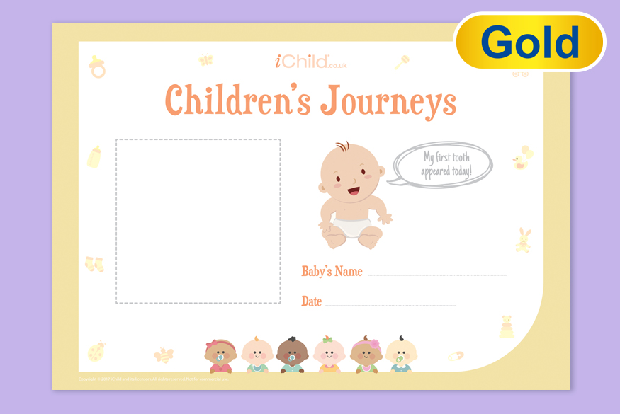 Activity of month 0-12 months: Baby