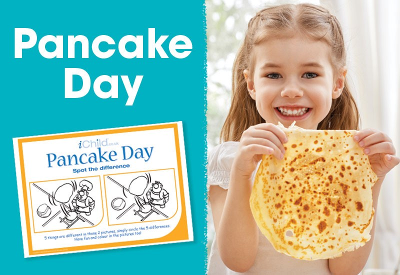 Pancake Day activities