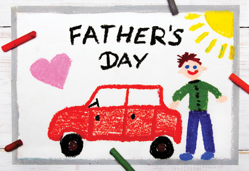 Father's Day homepage hero image