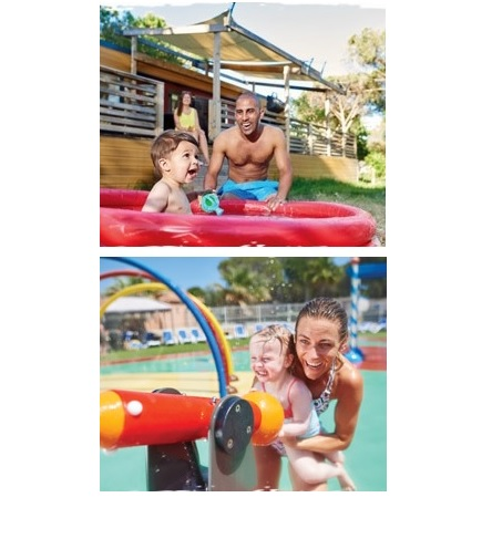 Eurocamp Baby & Toddler-Friendly Holidays, Block 2 image