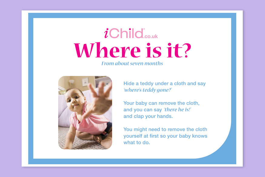 Activity of the month 0-12 months: Where is it? image