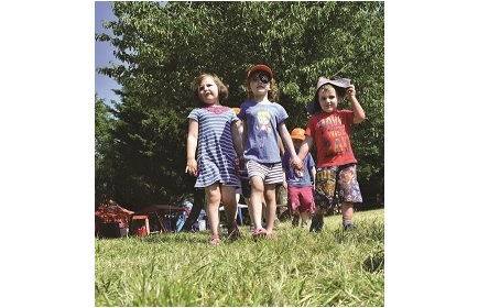 Eurocamp fun station for all, Block 2 (right) image