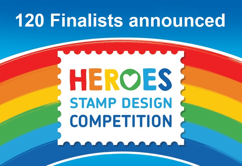 Royal Mail 120 Finalists annouced