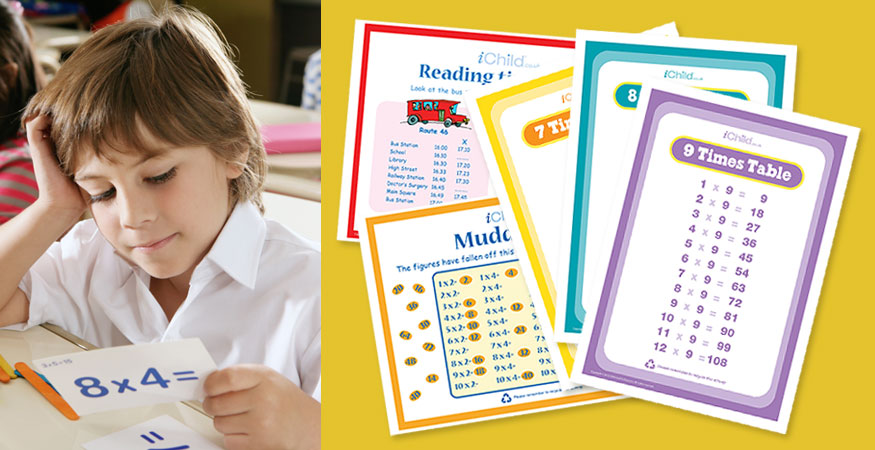 Times Tables Activities image