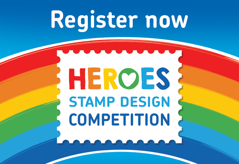 Royal Mail Heroes Stamp Design Competition