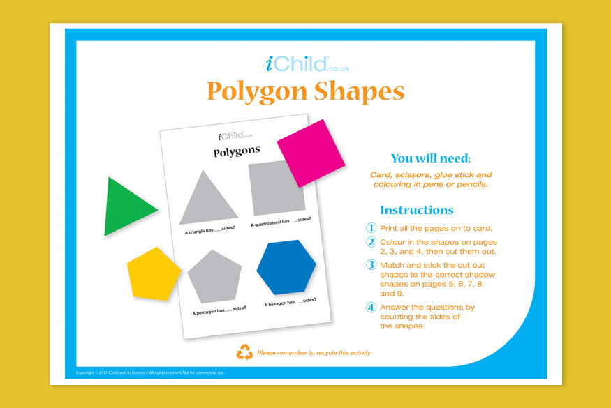 Activity of Month 7-11 years: Polygon image