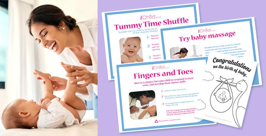 New Baby Activities image