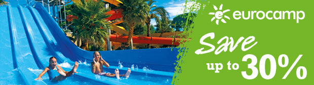 Eurocamp Baby & Toddler-Friendly Holidays hero image