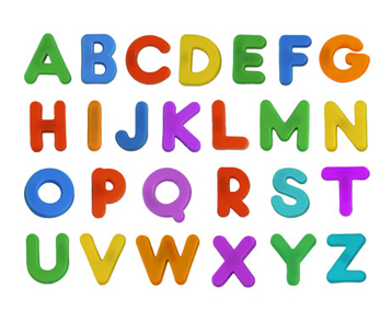 Thumbnail image for the Alphabet category